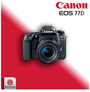 Canon EOS 77D Kit (EF-S 18-55)