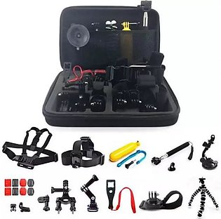 26 in 1 Accessory Mount Kit for Action Cameras Gopro / Eken