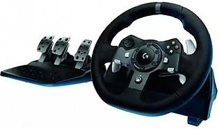 Driving Force Racing Wheel - G920 & Force Feedback Steering Wheel Xbox One- B...