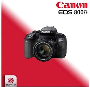 Canon EOS 800D Kit (EF-S 18-55 IS STM)