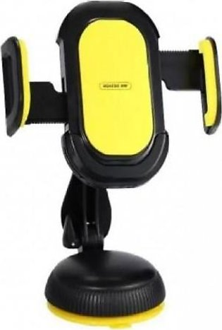Mobile Car Holder - Yellow