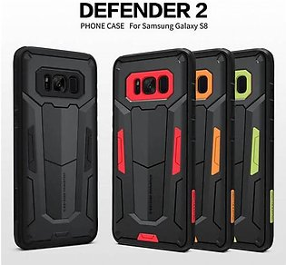 Nillkin Defender 2 Series Armor-border bumper case for Samsung Galaxy S8