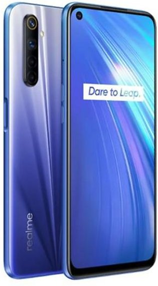 Realme 6 128GB With Official Warranty