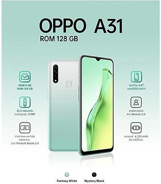 Oppo A31 128GB With Official Warranty