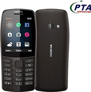 Nokia 210 With Official Warranty