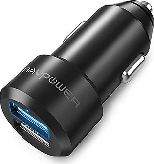 RAVPower Dual-Port USB Car Charger
