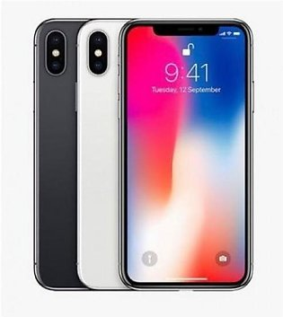 Apple iPhone X 256GB With Official Warranty