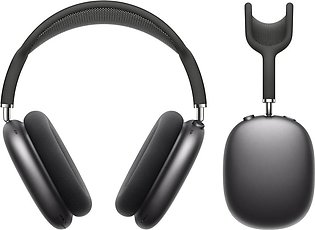 Apple Airpods Max Space Gray With Black Headband