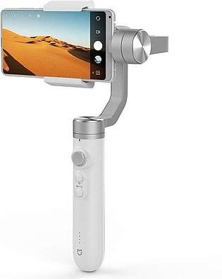 Mi 3 Axis Handheld Gimbal Stabilizer with 5000mAh Battery for Action Camera or …