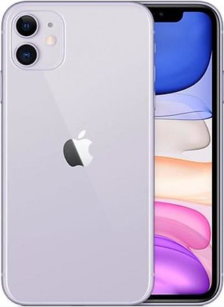 Apple iPhone 11 64GB Dual Sim