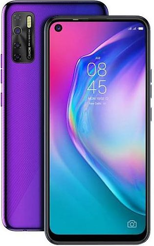 Tecno Camon 15 64GB With Official Warranty
