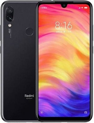 Mi Xiaomi Redmi Note 7 128GB With Official Warranty