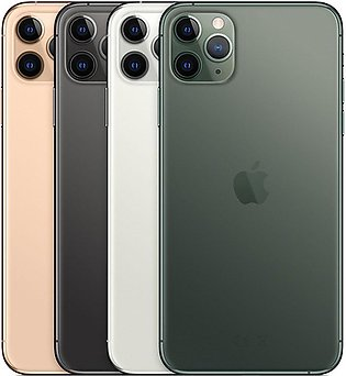 Apple iPhone 11 Pro Max 256GB (without PTA Approved)