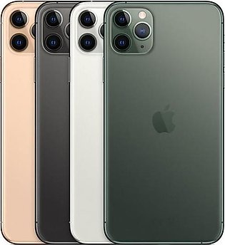 Apple iPhone 11 Pro Max 256GB With Official Warranty