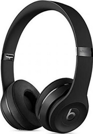 Beats Solo 3 On-Ear Wireless Headphone with Carry Case