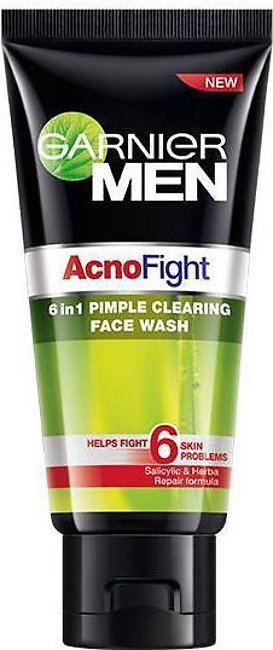Garnier Men Acno-Fight Face Wash 100 gm