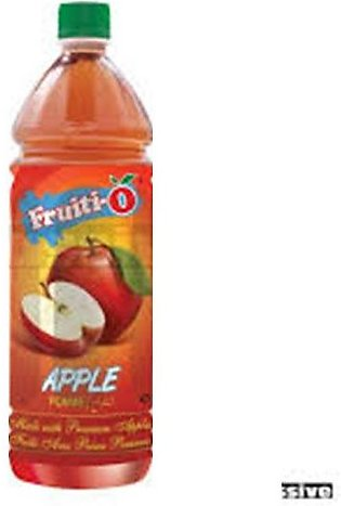 FRUITI O APPLE DRINK 1LTR