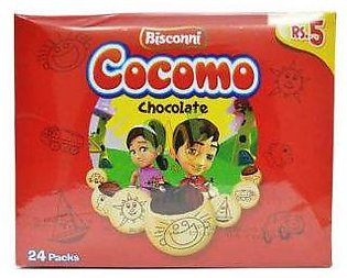 Bisconni Cocomo Chocolate  Ticky Pack