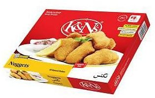 K&N`s Chicken Nuggets 270gm 12`s