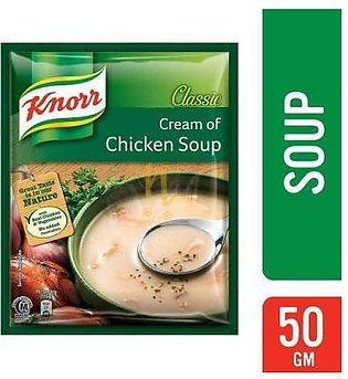 Knorr Cream of Chicken Soup 50 gm
