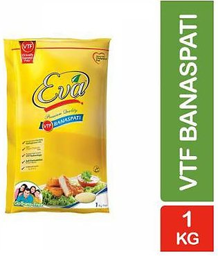 Eva Banaspati Ghee Single Pouch 1 Litre