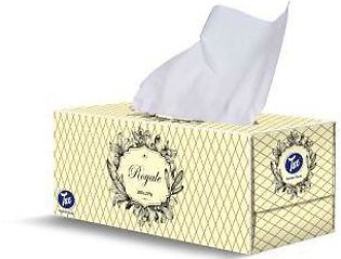 Tux Tissue Soft & Strong Royal Golden 200x2ply 1 Box