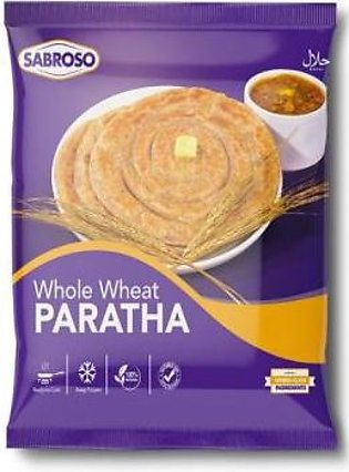 Sabroso Whole Wheat Paratha 5pcs Pack