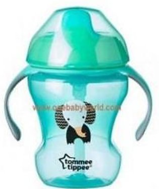 Tommee Tippee 2-Stage Easy Drink Cup Green (TT 447144) 230 ml
