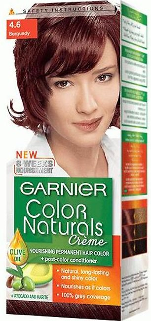 Garnier Color Naturals No 4.6 Burgundy