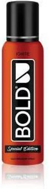 Bold Life Special Edition Body Spray Iqnite