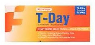 T-Day 5mg Tablet