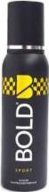 Bold Gas Free Body Spray Sport