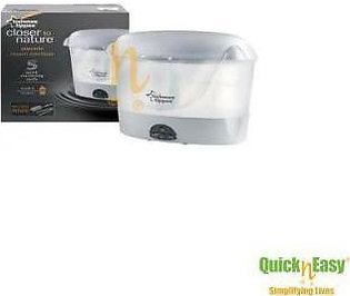 Tommee Tippee Baby Closer To Nature Electronic Set (TT 856828) 6 Bottle Steri...