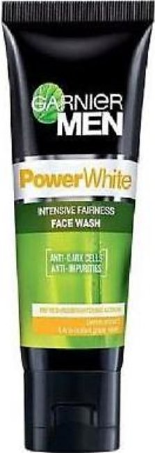 Garnier Men Face Wash Power White 50 ml
