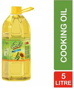 Eva Cooking Oil Bottle 5 ltr