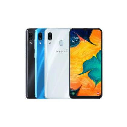 Samsung Galaxy A30 (4GB 64GB) Dual Sim With Official Warranty