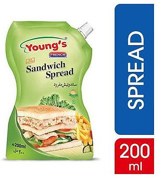 Youngs French Sandwich Spread 200 ml