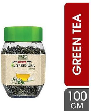 Tapal Green Tea - Jasmine 100 gm Jar