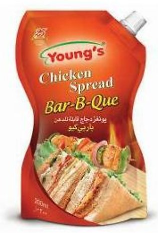 Young's Bar B.Q Chicken Spread 200 ml