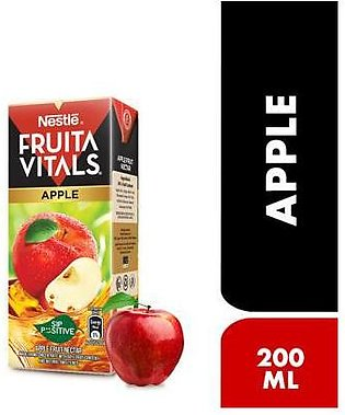 Nestle Fruita Vitals Apple 200 ml