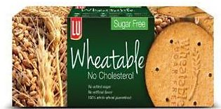 LU Wheatable Sugar Free Biscuit  Family Pack
