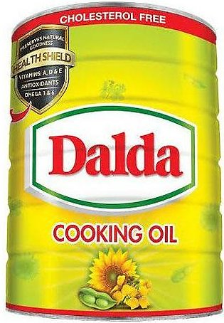DALDA COOKING OIL TIN 5LTR