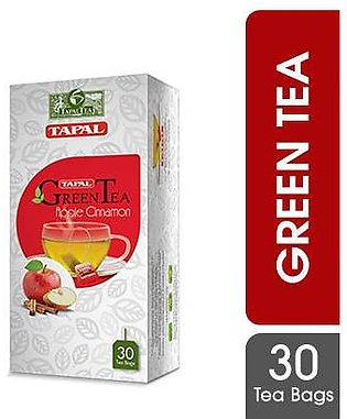 Tapal Green Tea Apple Cinnamon Tea Bag 30 Tea Bag