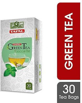 Tapal Green Tea Moroccan Mint Tea Bag 30 Tea Bag