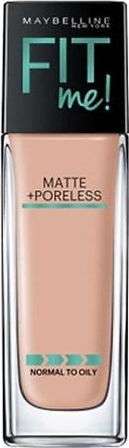 Maybelline Fit Me Liquuid Foundation# 125