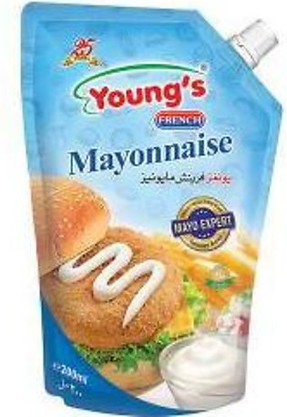 Youngs French Mayonnaise 200 ml