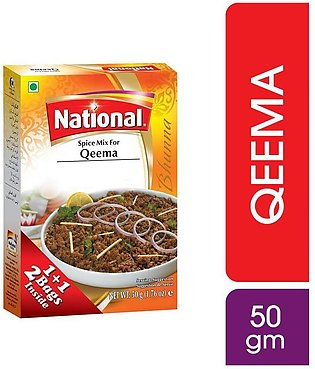 National Qeema Masala 50 gm