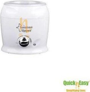 Tommee Tippee Baby Milk And Food Warmer With Tray (TT 431211) Pack of 1