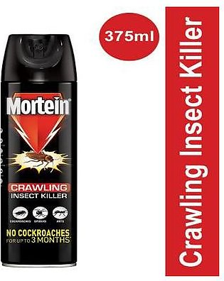 Mortein Crawling Insect Killer Spray 400ML