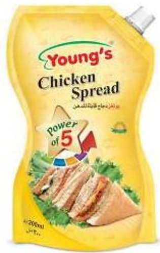 Youngs French Chicken Spread 200 ml